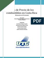 Fijación de Precio de los combustibles en Costa Rica.docx