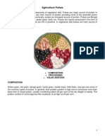Agriculture Pulses