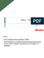 Bata – Case study