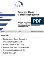 Cloud Computing Security Tutorial