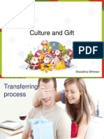 Culture and Gift