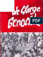 We Charge Genocide the Crimes of the Government Against Negro People
