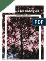 El viaje de Amador - Antonio Carrillo Cerda