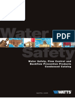 Water Safety Flow Control & BFP Products