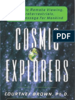 20758674 Cosmic Explorers by Courtney Brown