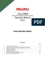 4JJ1-TC ENGINE Control System & Diagnosis Indonesian version