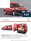 Citroen Berlin Go Brochure 1