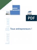 Tous Entrepreneurs - Livre Blanc