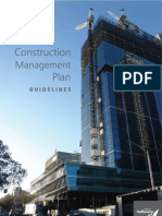 Construction Management Guidelines July 2006
