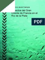 Aspectos Del Gran Oriente de Francia en El Rio de La Plata