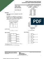 7428data Sheet