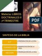 Libros doctrinales de 7mo