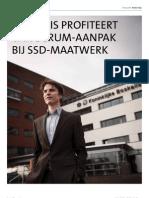 Boskalis profiteert van scrum-aanpak bij SSD-maatwerk