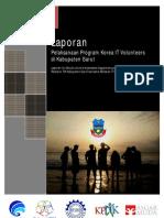 Laporan Pelaksanaan Program KIV Garut 2012 Final