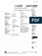 20121218 Projet de Loi Portant Dispositions Diverses Urgentes en Matière de Justice (2572-001) - Chapitre XIV Modification De
