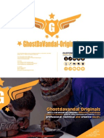 Ghostdavandal Originals Customisation Workshops
