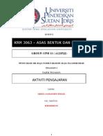 TUGASAN 1 KRM 3063