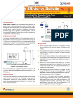 Bulletin 15 - Reduction in Cooling Water Pump Power Consumption Due to Siphoning Effect