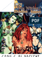 How to Draw Sexy, Witches, Wenches & Vampires