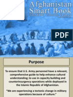 Afghanistan Smart Book 2nd Ed., (Feb 2010)