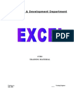 25125542 Curs Excel Pentru Incepatori
