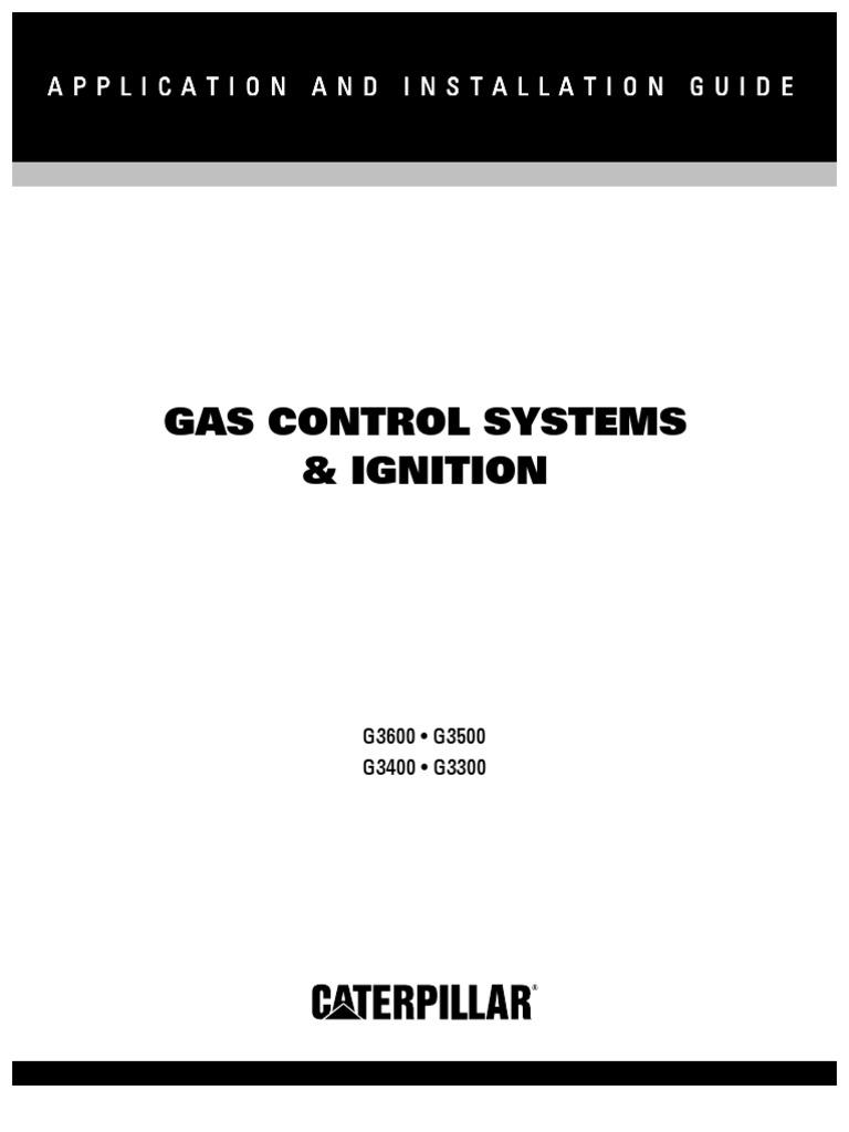 gas control systems  u0026 ignition