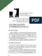 Organismos interprofesionales