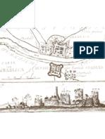 Obrambene građevine uz Savu i na zapadnim obroncima Psunja