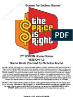 ''Add-On'' Games for Price is Right 2nd Edition v1.3