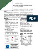TP4056 English Documentation