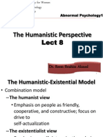 lect 8 The Humanistic Perspective.ppt