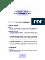 2.Principes Fondamentaux de La Dynamique