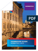 Hannover Guide Domotex 2013