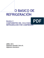 Curso de Refrigeración Modulo 2 - Componentes