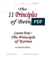 11 Principles of Being