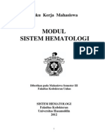 Modul Mahasiswa Hematologi 2012-2013