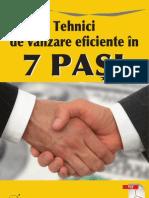 92585287 Tehnici Eficiente de Vanzare in 7 Pasi