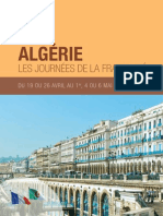 Algérie, les journées de la fraternité