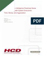 HCD WP 2012 HowaBusinessIntelligenceRoadmapSaves