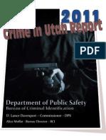 Crime in Utah 2011