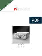 Martin ME 401 - Service Manual