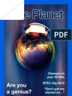 Blue Planet December Issue