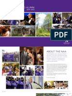 Northwestern Alumni Association Annual Report for 2011 - 2012