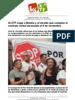 Nota de Prensa Bankia 19-12-12