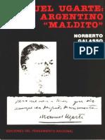 Galasso Norberto - Manuel Ugarte Un Argentino Maldito
