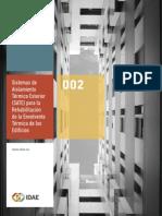 Guías técnicas para la rehabilitación de la envolvente térmica de los edificios nº 7