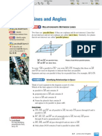 ML Geometry 3-1 Lines and Angles