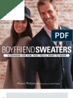 Linen Scarf from Boyfriend Sweaters