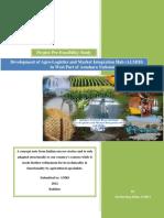 Agro-Logistics and Market Integration Hub(ALMIH)