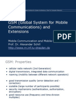 GSM, HSCSD,GPRS